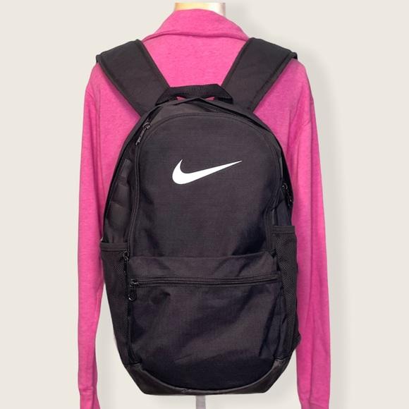 Nike Classic Black School Backpack 3 compartments